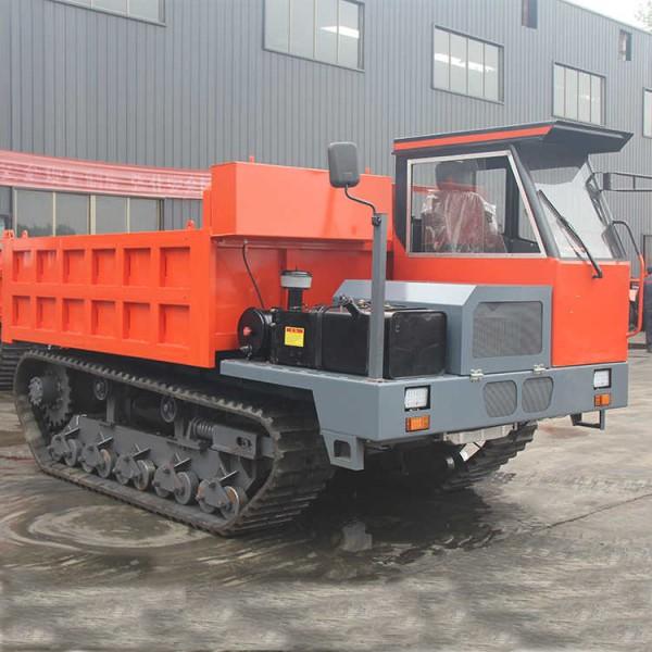 厂家直销链轨式爬山虎运输车 10吨履带式自卸车现货