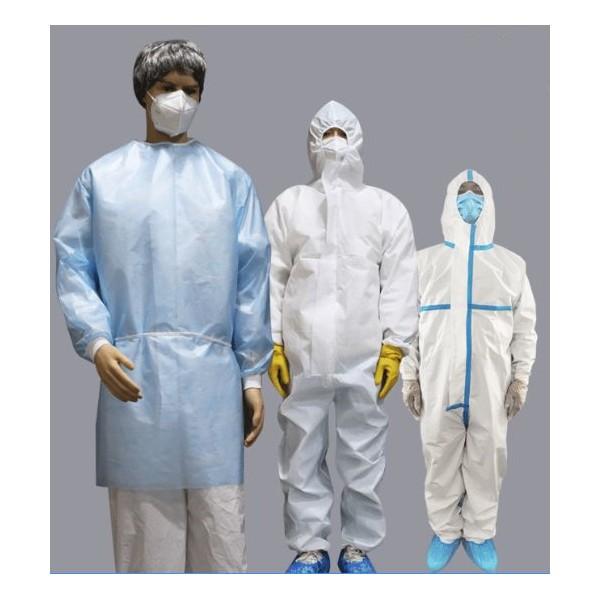 一次性褂式隔离衣反穿式隔离衣防水防尘隔离衣