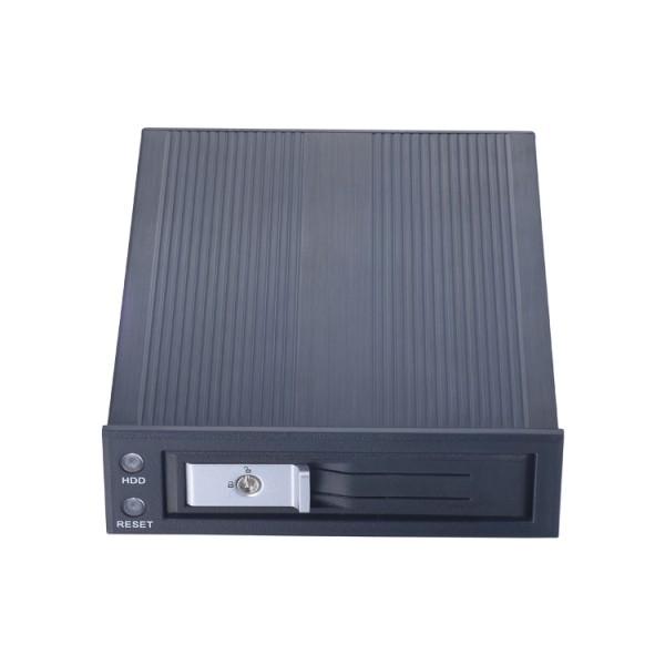 机箱光驱位3.5寸SATA/SAS免工具内置硬盘盒