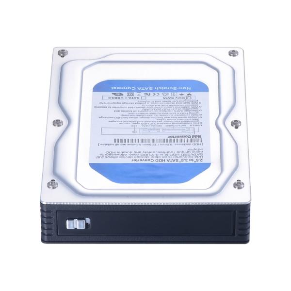 2.5寸转3.5寸SATA硬盘转接盒