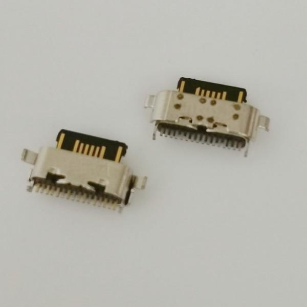 MEIZU Type C 16P母座 0.10 前插后贴