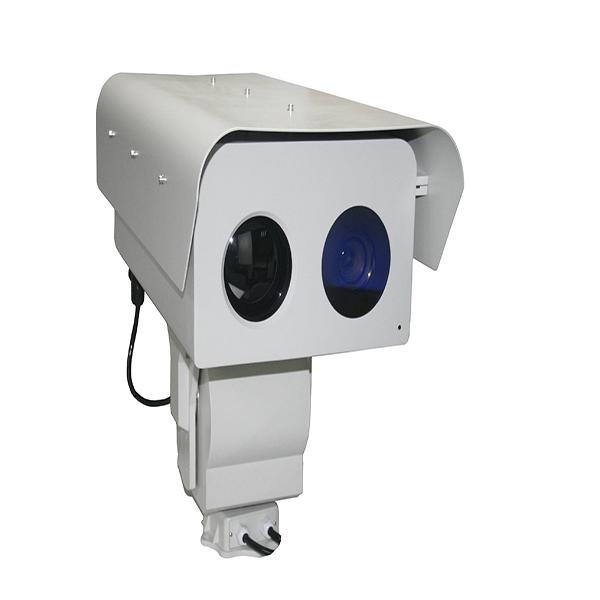 2000-3000米高清激光夜视仪,网络激光云台摄像机