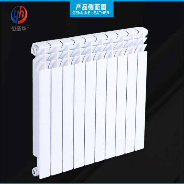 QFSJYLC96/350双金属压铸铝散热器8080