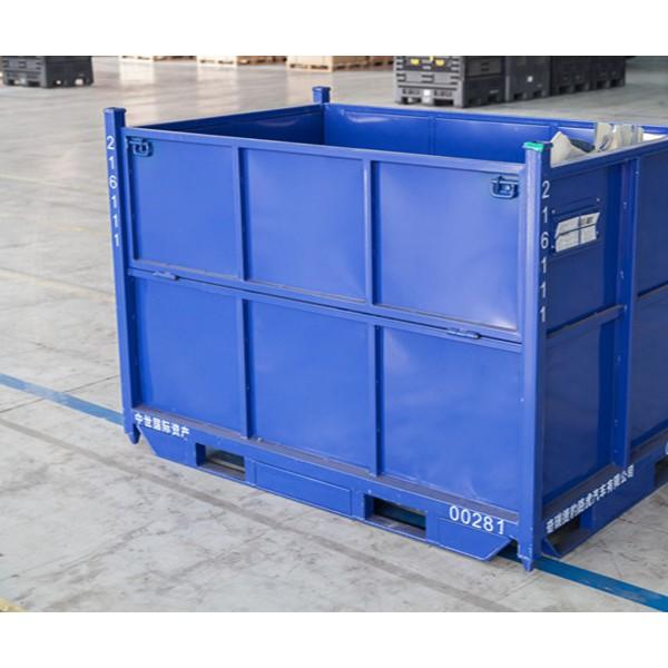 常熟定制折叠周转箱定制厂家