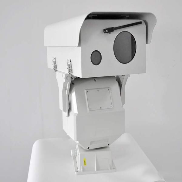 可见光高清激光夜视,云台一体化摄像机