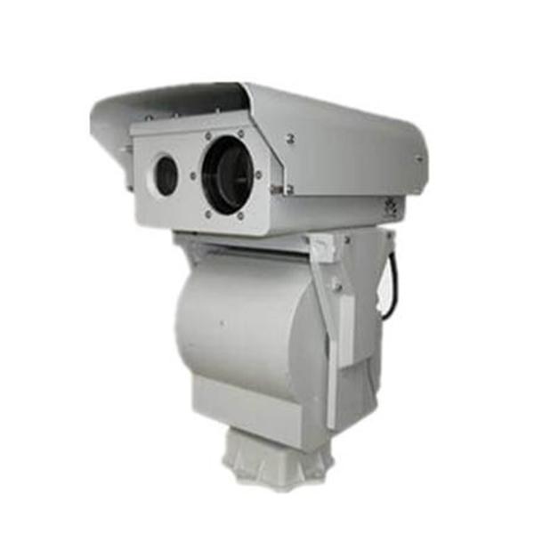 远距离可见光激光夜视一体化云台摄像机