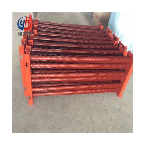 32(1寸)钢制高频焊翅片管散热器