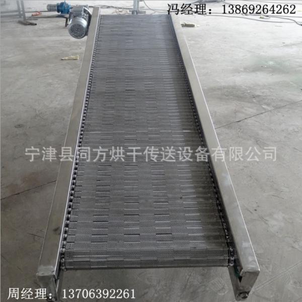 工厂 长期定制链板输送机提升机输送机流水线自动化设备