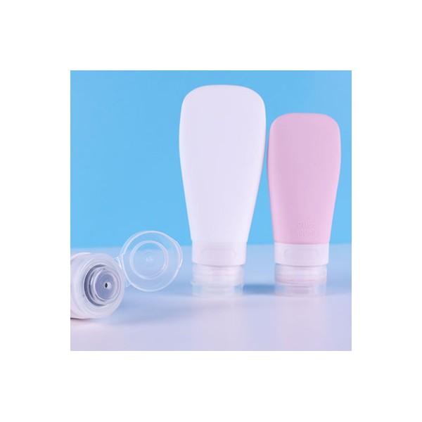 硅胶分装瓶旅行便携防漏乳液瓶洗发水沐浴露化妆品空瓶子小样套装