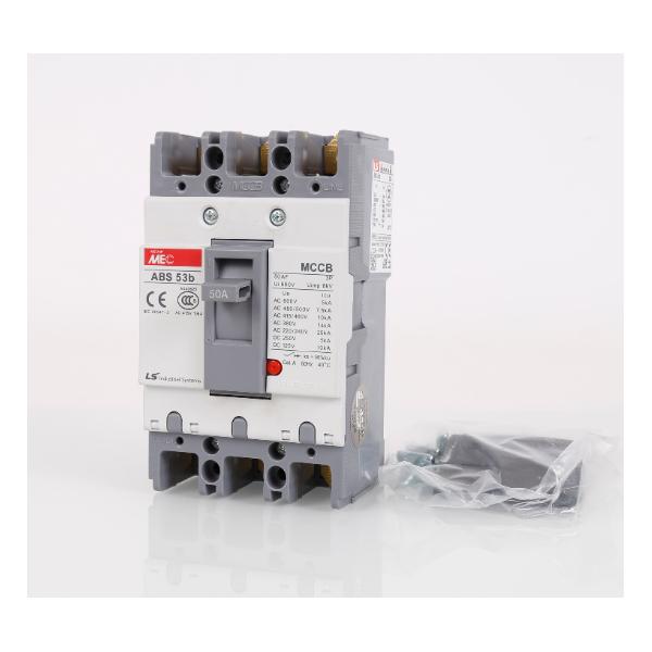 原装韩国 LS产电 塑壳断路器ABS53B空气开关断路器