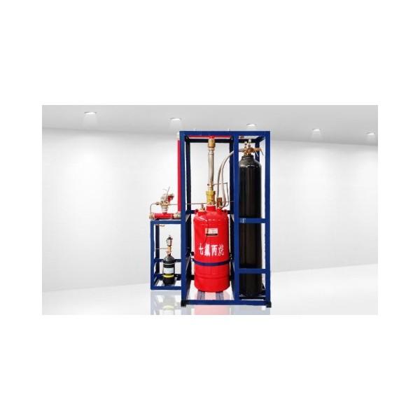 现货供应 外贮压(备压)式七氟丙烷灭火系统-广东振兴