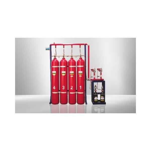 气体灭火设备-IG541灭火设备-广州振兴厂家直销