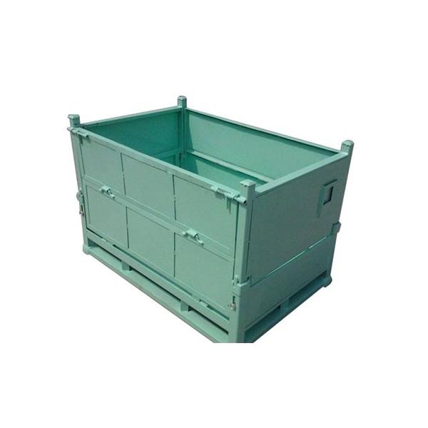 上海折叠周转箱 折叠物流箱工厂批发