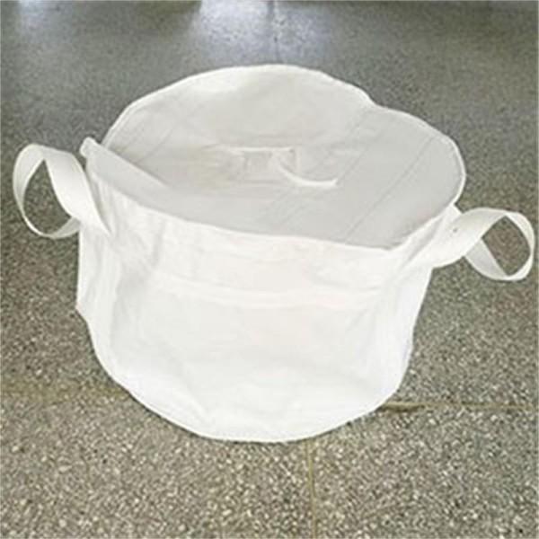 益阳吨袋太空袋 耐火高岭土材料吨袋钢球吨袋 邦耐得厂家