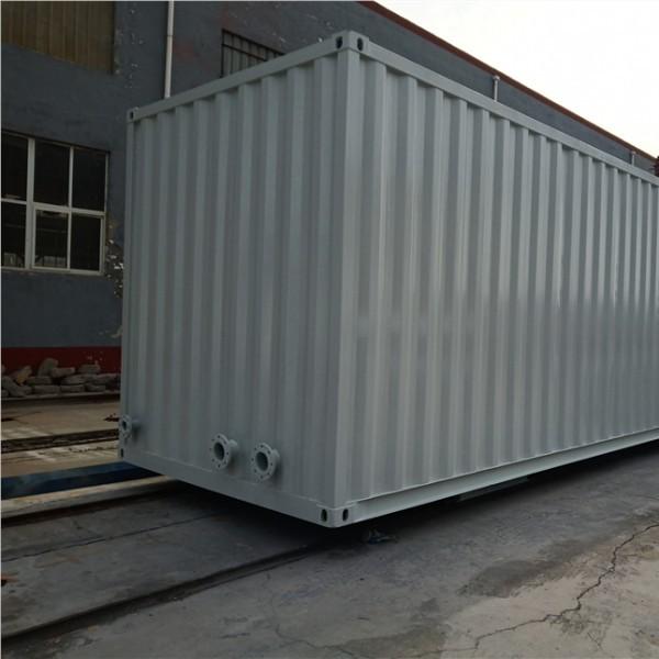 水处理集装箱 信合集装箱厂家生产制造