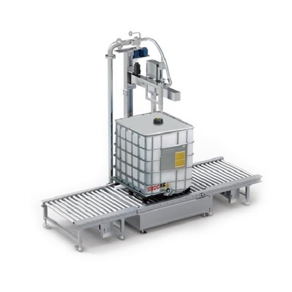 江苏吨桶灌装机