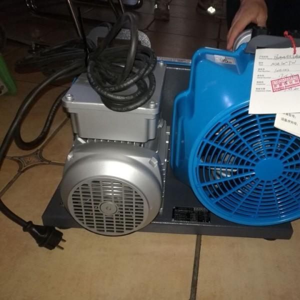 全新进口100L梅思安高压空气压缩机
