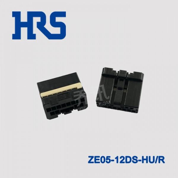 ZE05-12DS-HU/R广濑HRS,12PIN汽车连接器