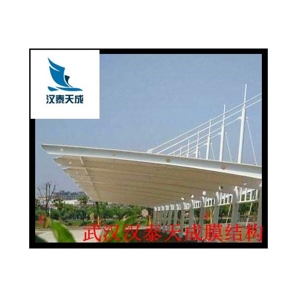 潜江文化/展览/餐厅会所膜结构汉泰膜结构潜江膜结构厂家直销