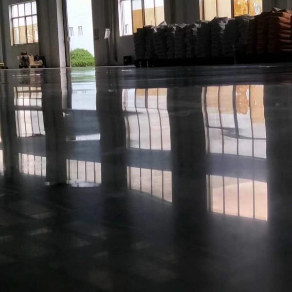潍坊奎文区厂房水泥地面施工固化地坪注意事项防花色