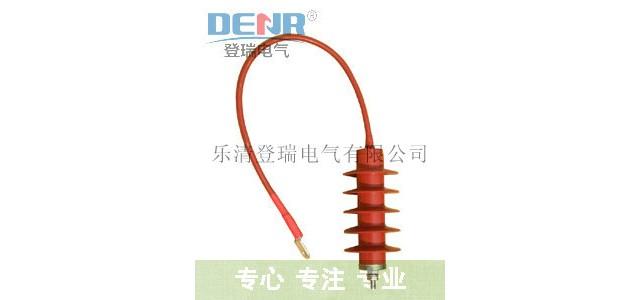 供HY5WS-17/50Q氧化锌避雷器,带线缆避雷器优价直销