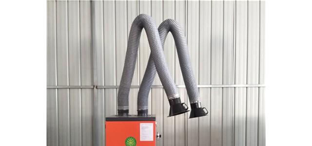 驻马店市移动反吹焊接烟尘净化器提供商