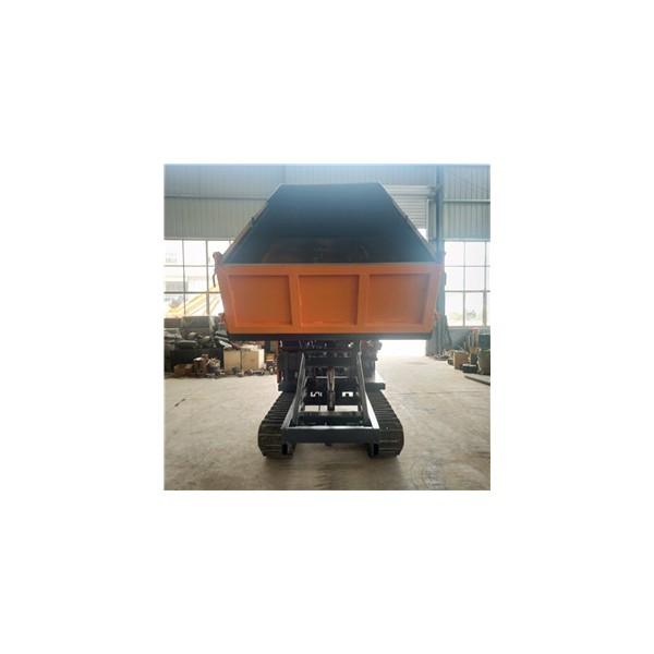 可定制各型号糖厂用的履带升降车能把甘蔗装上四不像车