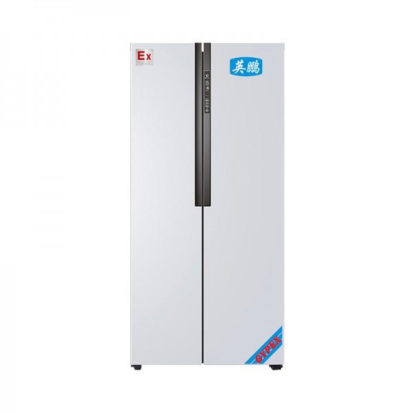 英鹏防爆冰箱双温对开门450L