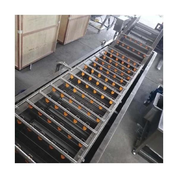 供应昊利HL-TLSCX3000 玉米脱料流水线