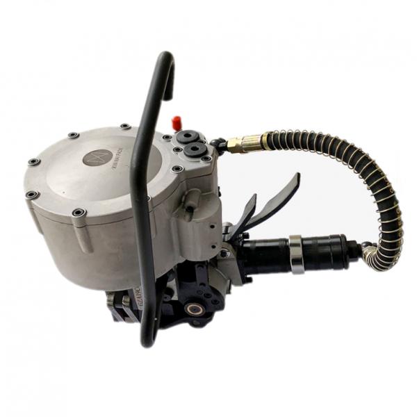 气动钢带打包机一体式铁皮捆扎机气动组合式钢带打包机工具