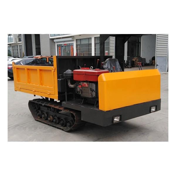 厂家现货出售履带车 农用全地形橡胶履带运输车 小型履带自卸车