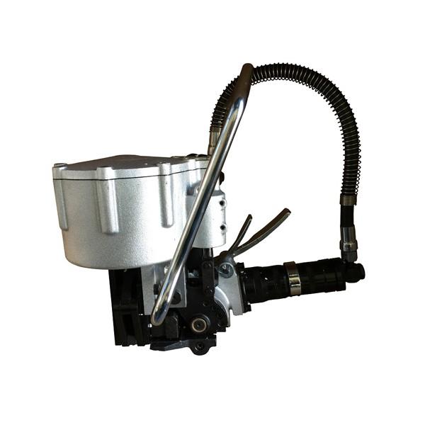 一体式气动钢带收紧机, 32mm气动钢带打包机