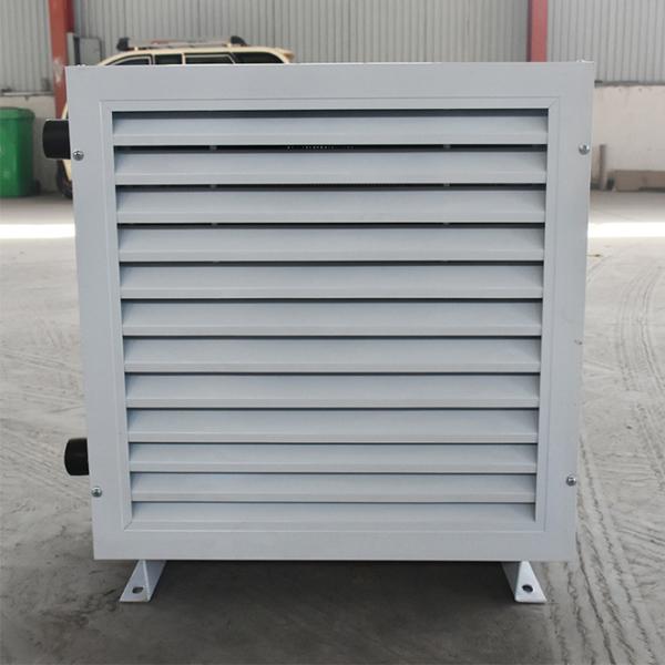 山东中大工业暖风机,蒸汽式GS暖风机,低噪声热水工业暖风机