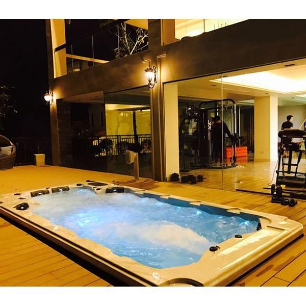 佛山私人游泳池-别墅泳池价格-泳池设备厂家