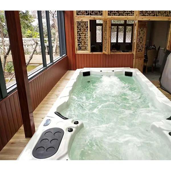 广西家用小型泳池-家庭泳池设备-小型冲浪泳池厂家