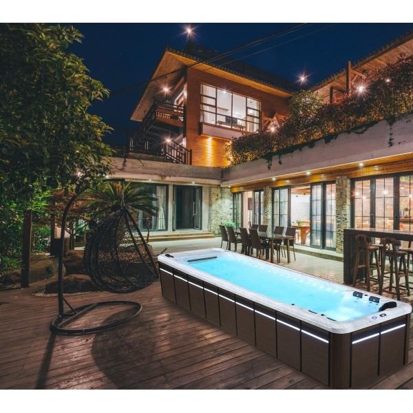 蒙娜丽莎泳池设备-恒温泳池厂家-整体泳池价格