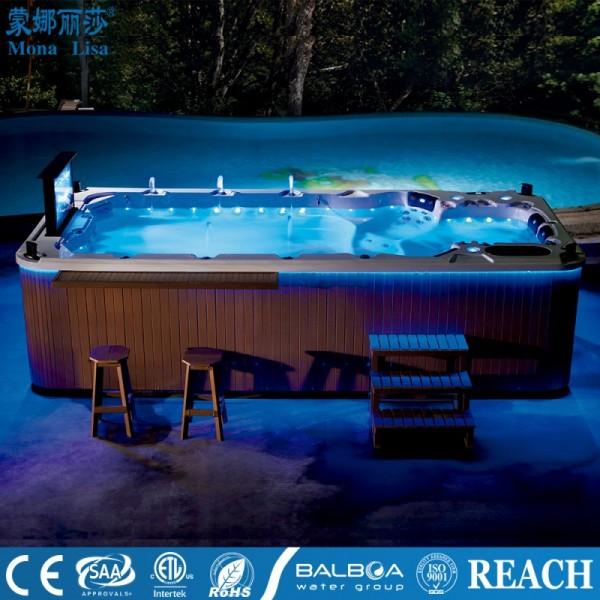 蒙娜丽莎SPA泳池-水疗泳池设备厂家-SPA泳池价格
