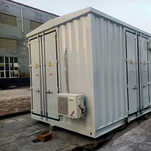 智能预制舱式变电站 110kv模块化二次设备预制舱厂家