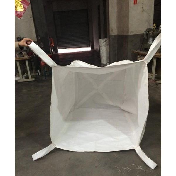 河北吨袋 内拉筋吨包袋1.5吨软托盘吊带化工滑石粉