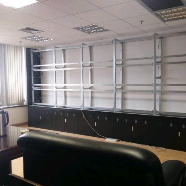 云敏视拼接屏支架落地壁挂电视墙机柜