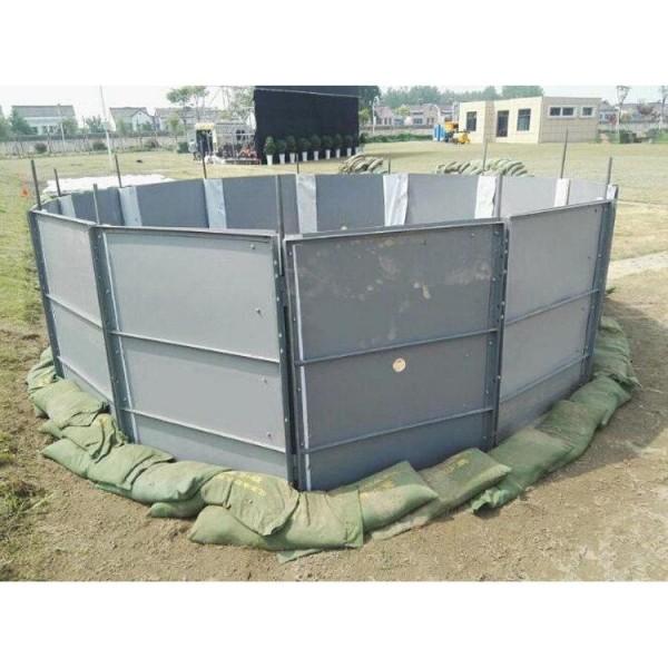 现货供应不锈钢装配式围井YHWJ-1防汛抢险围井