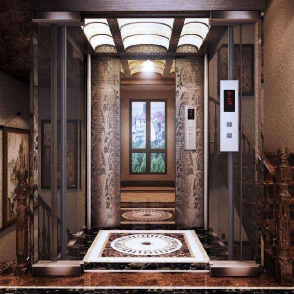 北京家用别墅电梯乘客电梯支持定制