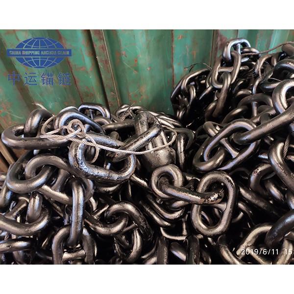 青岛锚链现货供应 青岛锚链厂  青岛船用锚链厂家