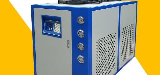 塑料挤出机专用冷水机 山东塑料成型冷却机