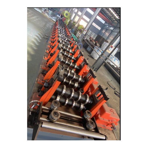 博世杰科技全自动式钢跳板成型生产线厂家直销
