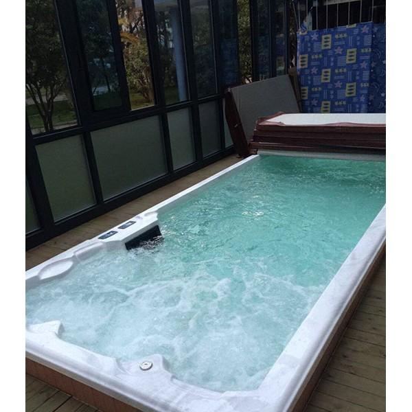 河南家庭泳池,恒温水疗泳池,蒙娜丽莎泳池厂家