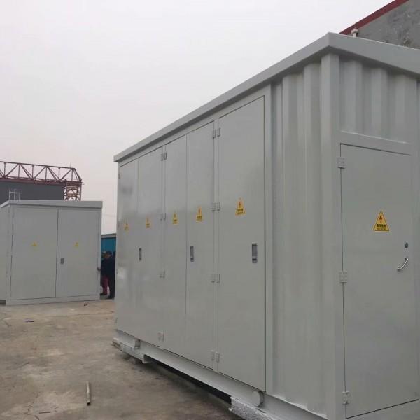 电气设备预制舱 电力预制舱厂家 开关柜预制舱