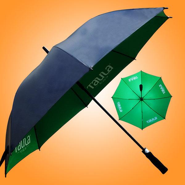 广东雨伞厂 广东广州雨伞厂 高尔夫黑胶雨伞