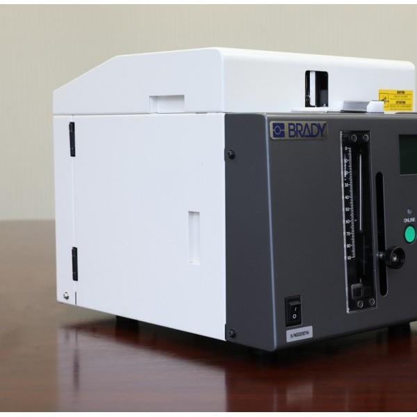 Brady LA1试管打印贴标一体机