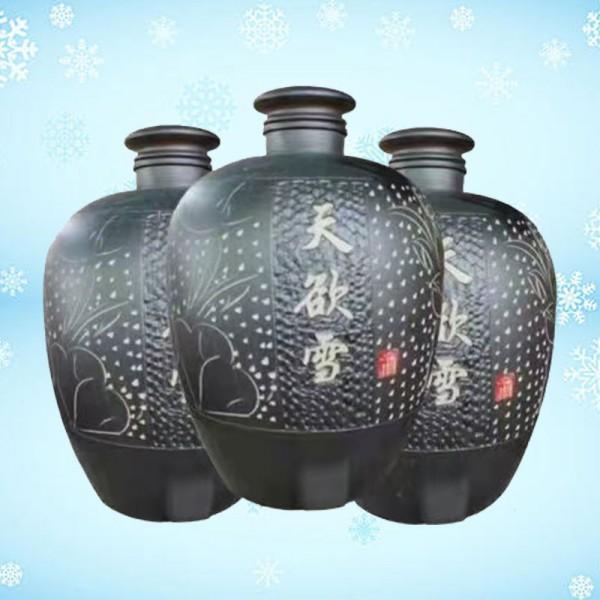 天欲雪酱酒-传世大坛40斤-白酒厂家